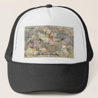 Dreams of Wyoming Trucker Hat