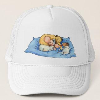 Dreams on Dog Bed - Cute Cap