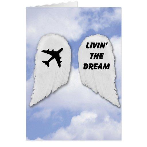 Dreams on Wings Card