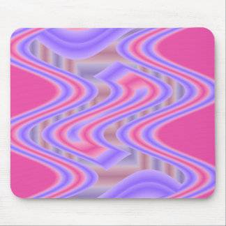 dreams pink mouse pad