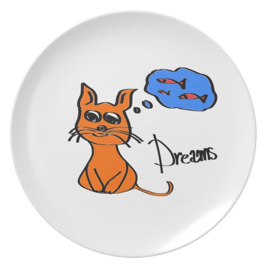 Dreams Plate
