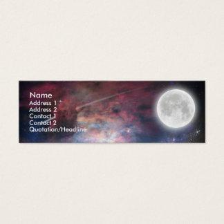 Dreams Print_1 Mini Business Card