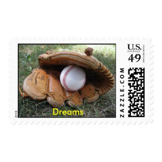 Dreams Stamp