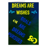 Dreams Stationery Note Card