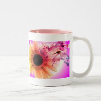 Dreams Two-Tone Coffee Mug