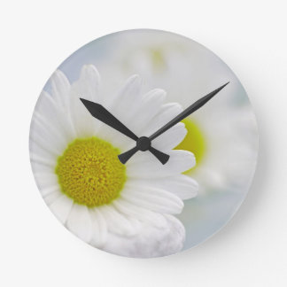 Dreams with nature spa pictures round clock