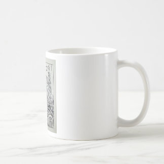 Dreamscape 10-1 by Piliero Classic White Coffee Mug
