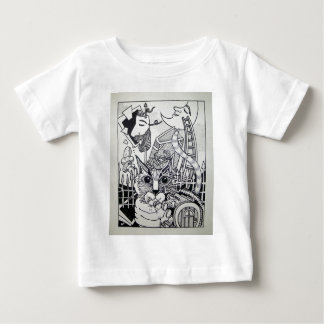 Dreamscape 10-1 by Piliero Tee Shirt