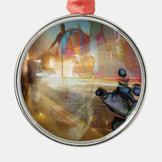 Dreamscape 505.jpg metal ornament