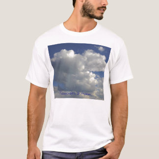 Dreamscape clouds tee shirt