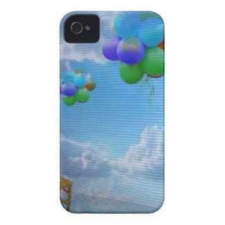 dreamscape con los impulsos (2).jpg Case-Mate iPhone 4 cobertura
