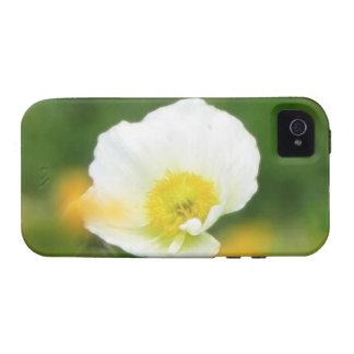 Dreamscape - Iceland Poppy iPhone 4 Cases
