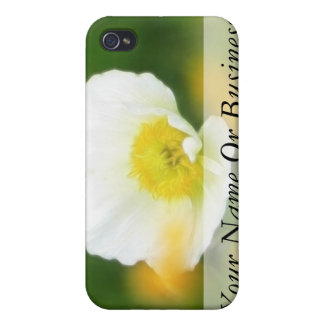 Dreamscape - Iceland Poppy iPhone 4 Covers