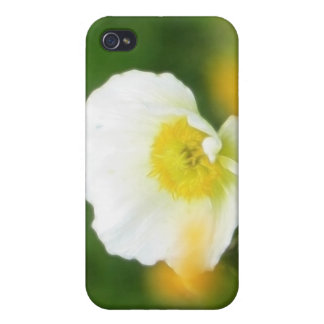 Dreamscape - Iceland Poppy Case For iPhone 4