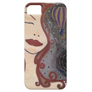 Dreamscape illustration iPhone SE/5/5s case