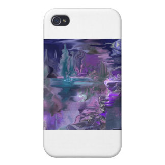 Dreamscape Cases For iPhone 4