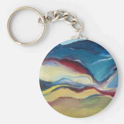 Dreamscape Keychains