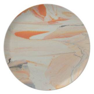 Dreamscape Melamine Plate