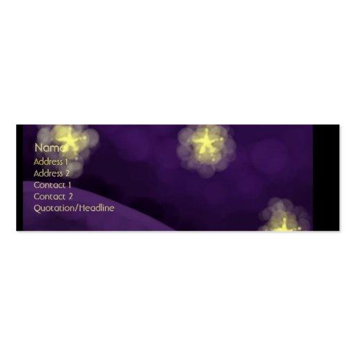 DreamScape Profile Card Business Card Templates