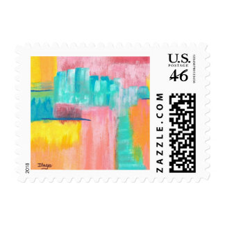 Dreamscape Small Postage Stamps From Original