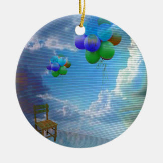 dreamscape with ballons(2).jpg ceramic ornament