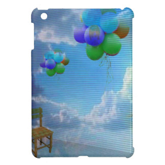dreamscape with ballons(2).jpg iPad mini case