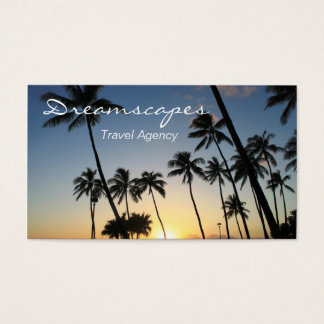 dreamscapes business card