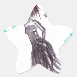 DreamSequence Star Sticker