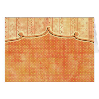 Dreamsicle Notion Background Card