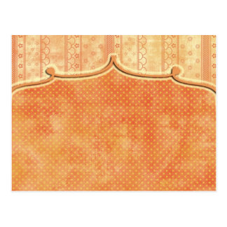 Dreamsicle Notion Background Postcard