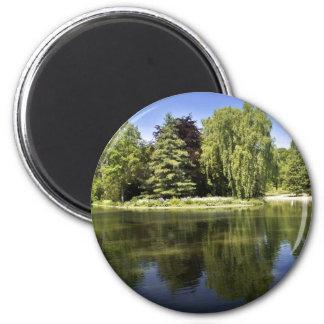 dreamstimefree_3781194-scenery 2 inch round magnet