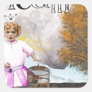 dreamstosell.jpg square sticker