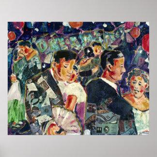 Dreamstreet Dancers Poster