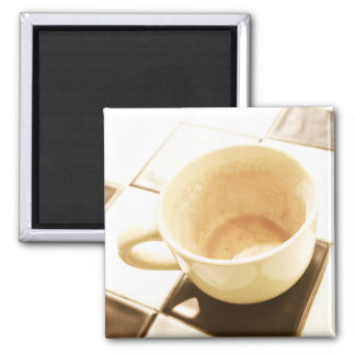 Dreamt Coffee 2 Inch Square Magnet