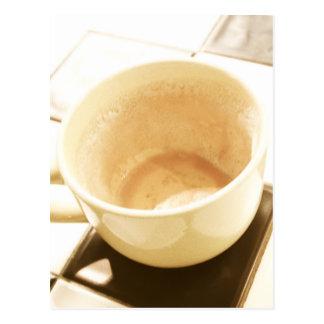 Dreamt Coffee Postcard