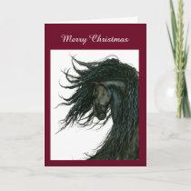 DreamWalker Horse Custom Card by Birthday