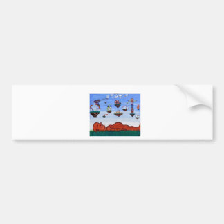 Dreamweaver Bumper Sticker