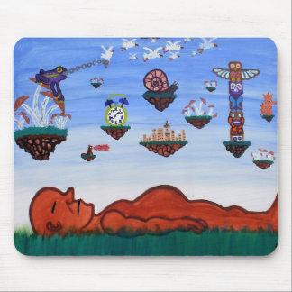 Dreamweaver Mouse Pad