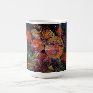 Dreamweaver Sun Art Mug