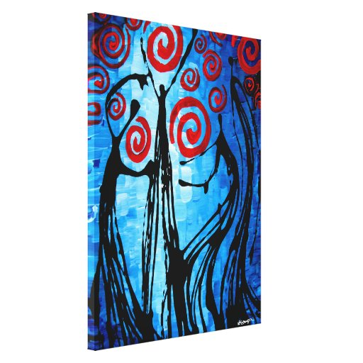 DreamWeavers (Wrapped Canvas) Gallery Wrap Canvas
