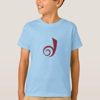 Dreamwidth Swirl Kids' Tee