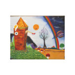 Dreamworld Gallery Wrap Canvas