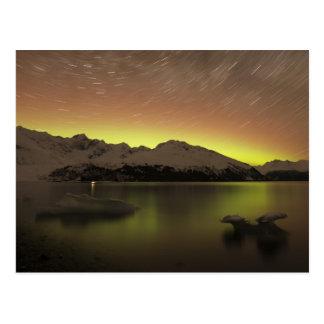 Dreamy Aurora Postcard