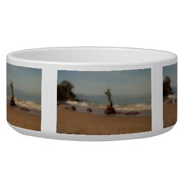 Beach Themed Dreamy Beach Scene Bowl