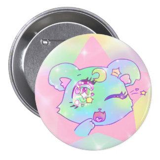Dreamy Bear Pin! Button