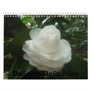 Dreamy Beauties Calendar