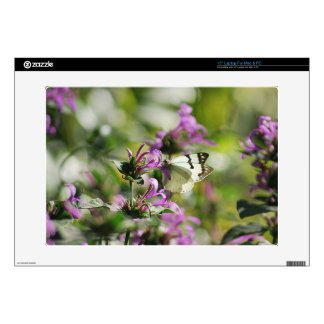 Dreamy butterfly laptop decals