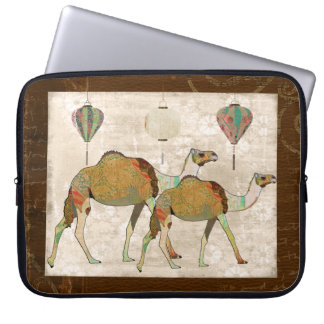 Dreamy Camels Computer Sleeve
