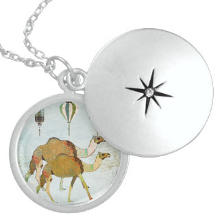Dreamy Camels  Necklace