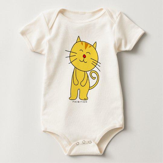 Dreamy Cat Babies Creeper T-Shirt